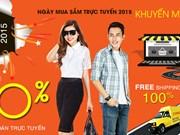 越南是东盟国家网上购物量最大的国家