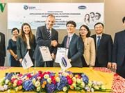越南乳制品公司和瑞士DSM集团签署战略合作协议