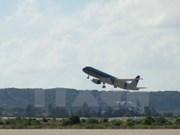 """强台风""""莫兰蒂""""逼近越南航空调整进出高雄机场的航班时刻表"""