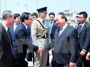 越南政府总理阮春福对中国香港特别行政区进行访问