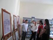 """""""越南海洋与岛屿""""图片资料展在广平省举行"""