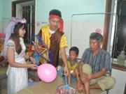 越南全国各地纷纷举行欢度中秋节活动