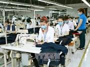 越南纺织行业劳动生产率位居世界前列