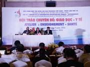 越南与法国各地加强合作关系
