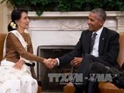 美国承诺将解除对缅甸经济制裁