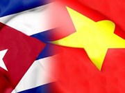 越南计划与投资部部长阮志勇访问古巴