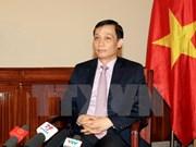 黎淮忠副外长:阮春福总理访华之旅为促进越中经贸合作关系注入新动力
