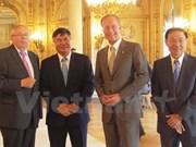 越南与德国各地推动经贸投资合作