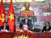 越南政府总理阮春福:将海防市建设成为智慧宜居城市