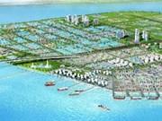 政府总理批准投资兴建广宁省莫朝潭工业区与海港综合体项目