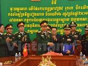 越南志愿军烈士遗骸搜寻归宿工作成为柬埔寨优先实施的政策