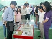 """""""黄沙和长沙归属越南——历史证据和法律依据""""图片资料展在得农省举行"""