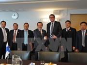 越南与芬兰立法机关加强合作
