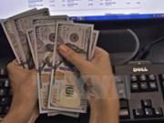 越盾兑美元中心汇率较前一日下跌9越盾