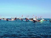 越中举行海上低敏感领域合作专家工作组第九轮磋商