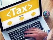 泰国建立电子缴税系统