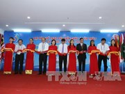 岘港市第5届亚洲沙滩运动会媒体中心正式启用