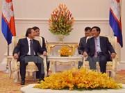 越南与柬埔寨加强信息与传媒领域合作