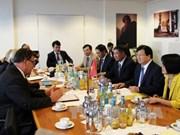 越南政府副总理郑廷勇:越南十分重视越德战略伙伴关系