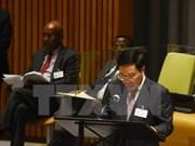 第71届联合国大会:范平明副总理呼吁加强多边主义和遵守国际法