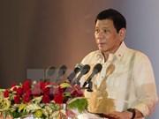 菲律宾总统希望与俄中加强合作关系