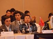 亚洲议会大会为振兴经济与结束灾害作出积极贡献