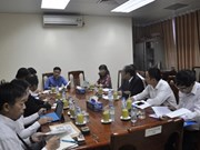 进一步深化越南劳动总联合会与日本交通运输工会的合作