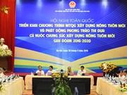 阮春福总理:新农村建设既是一场革命又是一项政治任务