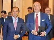 匈牙利外交部副国务秘书对越南进行工作访问