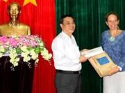 欧洲联盟协助越南九龙江三角洲应对气候变化