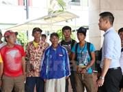 印度尼西亚释放51名越南渔民