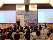 越南与瑞典分享建设可持续发展社会的经验
