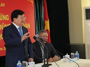 郑廷勇副总理:越老关系对两国的存亡具有重要意义