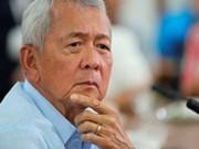 菲律宾不打算与中国建立军事同盟