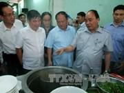 阮春福总理:胡志明市应制定绿色食品供应链发展规划