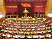 越共第十二届中央委员会第四次全体会议在河内召开