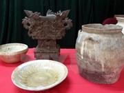 越南考古文物展在德国赫恩市举行