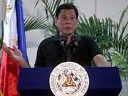 菲律宾总统杜特尔特称不再同美国进行联合军演