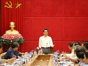 越南政府副总理武德儋:严厉打击骗取医保基金的违法行为