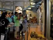 通过第43届东南亚—日本青年之船活动推广越南景色宜人、热爱和平的形象