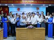 加强越南与柬埔寨青少年友好活动