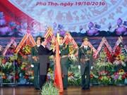 陈大光主席:建设绝对忠于党、祖国和人民的第二军区武装力量