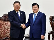 日本帝位奈特国际信息发展组织计划在越南建设日本式农业合作社