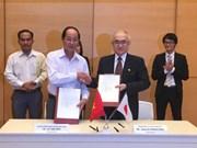日本向越南南方部分省市提供超过40万美金无偿援助