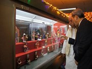 印度尚卡尔国际玩偶博物馆越南玩偶角落正式开放