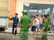 同奈省戒毒中心560名出逃戒毒人员中406人已被抓回