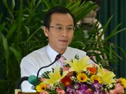 越南岘港市和老挝各地加强合作关系