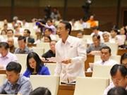 越南第十四届国会第二次会议集中讨论《结社法(草案)》