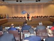 越南出席法语国家维和部长级会议