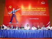 第十八次共产党和工人党国际会议落下帷幕